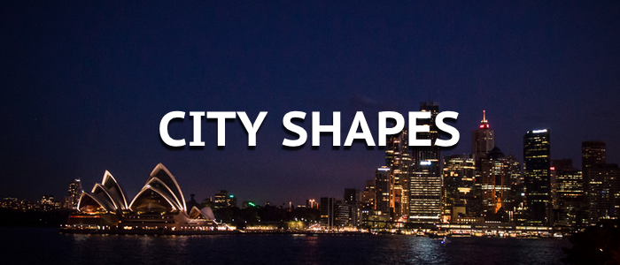 City Shapes Page image 2