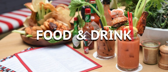FOOD AND DRINK page image 2
