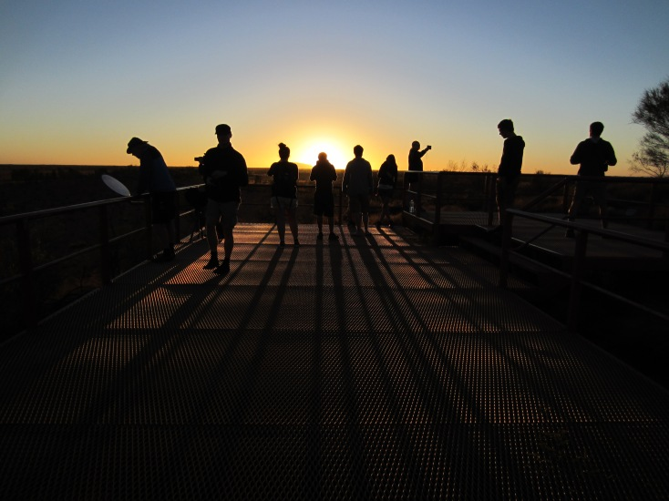 Uluru Sunrises, Northern Territory, Australia