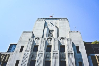 LA Times building, Los Angeles, USA