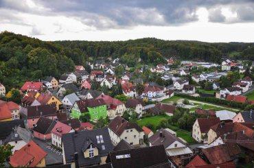 View of Gößweinstein