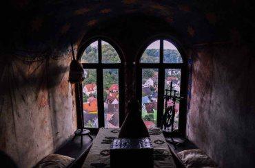 Inside Gößweinstein Castle
